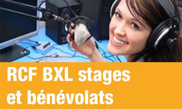 Bénévoles et stages (Bxl)