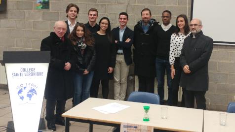 Rencontre interculturelle à Liège