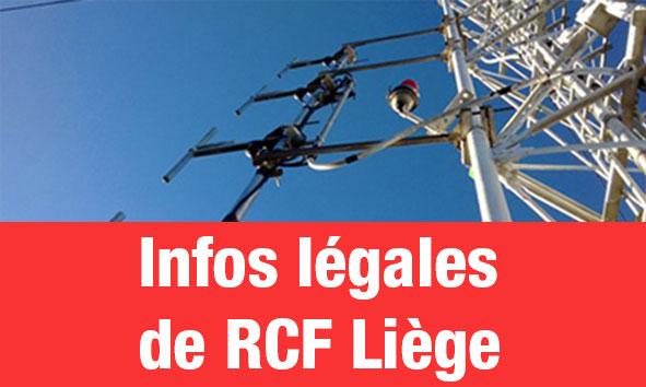 Informations légales (Lg)