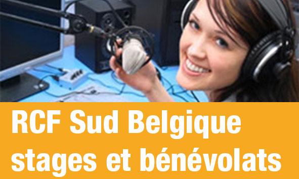 Bénévoles et stages (Sud Belgique)