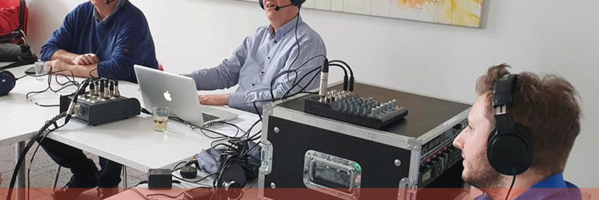 Vie de la radio RCF Liège :  actualités, événements, projets