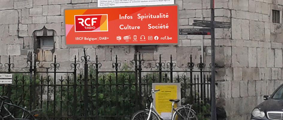 Visibilité de RCF en Belgique